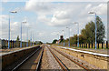 TL6484 : Shippea railway station photo-survey (7) by Andy F