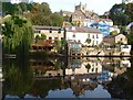 SE3457 : Reflections in the River Nidd : Week 40