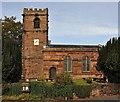 SJ5965 : Little Budworth church by Galatas