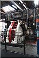 SJ8397 : Ferranti engine, Museum of Science & Industry by Chris Allen