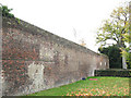TQ3876 : Remains of Montague House, Greenwich by Stephen Craven