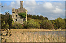 R3586 : Castles of Munster: Dromore, Clare (2) by Mike Searle