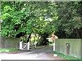 SP8910 : Entrance to Aston Hill Farm by Chris Reynolds
