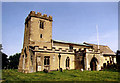 SU3899 : St Mary, Longworth by Michael FORD