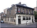 TQ3679 : Ship & Whale pub. 2, Gulliver Street, Rotherhithe, London, SE16 by Chris Lordan