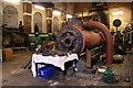 SK4964 : Markham steam winding engine, Pleasley by Chris Allen