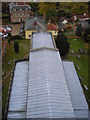 TM0533 : Lead roof on St Mary's Church Dedham by PAUL FARMER