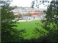 SX5252 : Coombe Dean School by Rod Allday