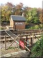 TL0897 : Hallett's Halt on the Nene Valley Railway by Evelyn Simak
