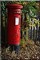 TQ2755 : Post Box at Chipstead : Week 43