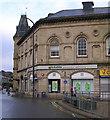 SE1422 : Yorkshire Building Society - Bradford Road by Betty Longbottom