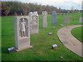 SK1814 : National Association of Memorial Masons Exhibition by Trevor Rickard