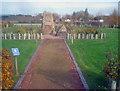 SK1814 : Civil Defence Memorial by Trevor Rickard
