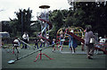 SW5437 : Children's playground in Lelant in the late seventies by John Rostron