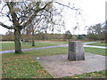 SP0997 : The Jamboree Stone in Sutton Park.Sutton Coldfield by John Proctor