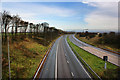 SD5601 : The M6 slip road by Ian Greig