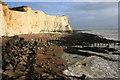 TV4898 : Seaford Head, Sussex : Week 46