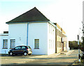 TQ7983 : Canvey Island Outpatients Clinic by John Rostron