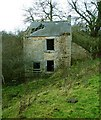 NZ0719 : Derelict house by Andy Waddington