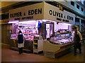 NZ2464 : Oliver & Eden Family Butchers - Grainger Market by Mac McCarron