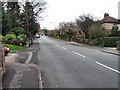 SJ8958 : Looking up Woodhouse Lane by Jonathan Kington