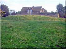 SK4465 : Site of Stainsby Manor - 1 by Trevor Rickard