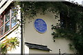 Photo of Henry Williamson blue plaque