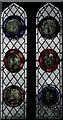 SP4613 : St Michael, Begbroke, Oxon - Window by John Salmon