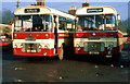C1711 : Swilly buses, Letterkenny by Albert Bridge