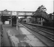 SP0073 : Barnt Green Station by Michael Westley