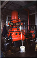 SD9311 : Steam fire pump, Ellenroad Mill by Chris Allen