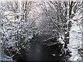SE3110 : The River Dearne by John Fielding