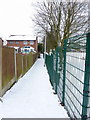 SD6930 : Footpath between Brownhill Drive and Highbank by Alexander P Kapp