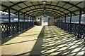 TQ7368 : Rochester Pier : Week 3