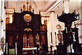 TQ3280 : The highly ornate interior of St. Magnus Martyr, London by nick macneill