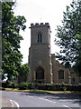 TL0152 : St Mary's Church, Oakley, Bedfordshire by Graham Foster