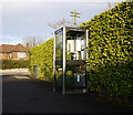 J4981 : Telephone box, Bangor by Rossographer