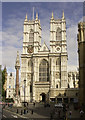 TQ2979 : Westminster Abbey by Peter Langsdale