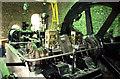 NS8842 : Steam engine, New Lanark by Chris Allen