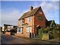 SP7156 : The Chequers Pub, Rothersthorpe by canalandriversidepubs co uk
