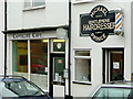 SO6024 : Two traditional businesses, Ross-on-Wye by Jonathan Billinger