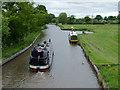 SJ6151 : Llangollen Canal near Ravensmoor, Cheshire by Roger  Kidd