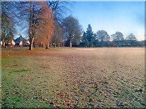 SO2956 : The Recreation Ground by Trevor Rickard