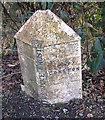 ST6965 : Parish Boundary Stone by Rick Crowley