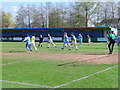 ST2324 : Wordsworth Drive, home of Taunton Town FC. by nick macneill