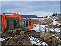 NG3550 : New gate in Upper Edinbane by Richard Dorrell