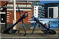 SU4210 : Anchors at Ocean Village, Southampton : Week 9