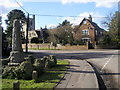 SP8619 : Wingrave War Memorial by Shaun Ferguson