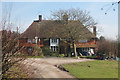 TQ6651 : Court Lodge Farmhouse, Seven Mile Lane, East Peckham by Oast House Archive