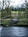 SP1292 : Pype Hayes Golf Course, Plants Brook by Michael Westley
